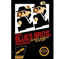 Super Blues Bros. Photographic Print