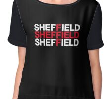 SHEFFIELD Chiffon Top