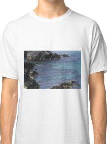 Blasket Island coastline, Dingle Classic T-Shirt