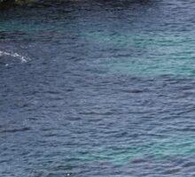 Blasket Island coastline, Dingle Sticker