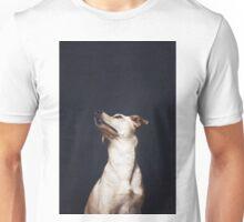 Portrait of a beautiful dog Unisex T-Shirt
