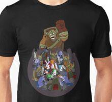 Castle Crashers 4 Swords Style Unisex T-Shirt