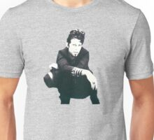 Tom Waits Image Unisex T-Shirt