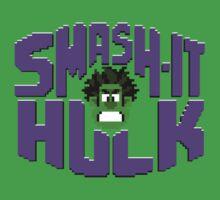 Smash it Hulk by jango39