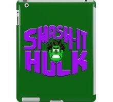 Smash it Hulk iPad Case/Skin