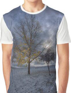 Last Leaves Graphic T-Shirt