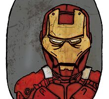 Iron man by timmmaddocks