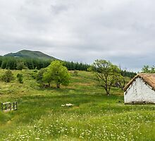 Auchindrain Highland Farm Township  by 29Breizh33