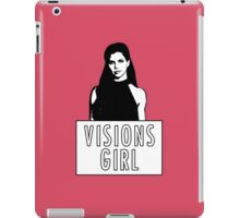 CORDELIA CHASE: Visions Girl iPad Case/Skin