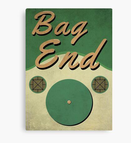 Bag End Canvas Print