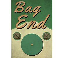 Bag End Photographic Print