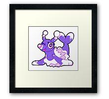Brionne Pokemon Framed Print