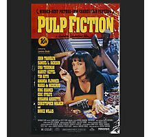 The Pulp Fiction Poster Photographic Print