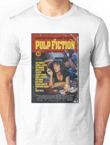 The Pulp Fiction Poster Unisex T-Shirt