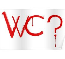 What Color? Poster