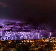 Albuquerque in Color by IOBurque