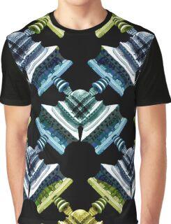 Pop Art Stupa (3/3) Graphic T-Shirt
