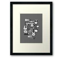 Music Things Framed Print