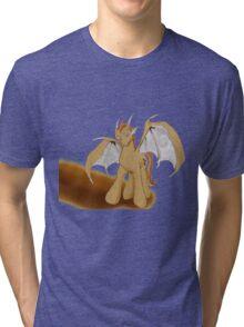 Vigilante the Dragore Tri-blend T-Shirt