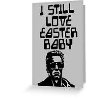 Easter Arnie Greeting Card
