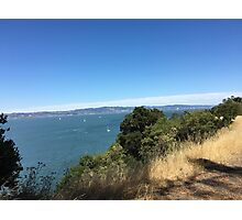 Coastal View Photographic Print