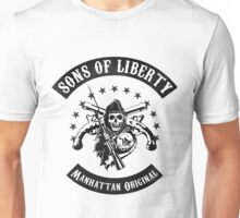 Hamilton- Sons of Liberty, Manhattan Original Unisex T-Shirt