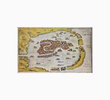 Vintage Map of Venice (1649)  T-Shirt