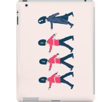 Off Guard iPad Case/Skin