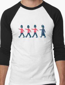Off Guard Men's Baseball ¾ T-Shirt