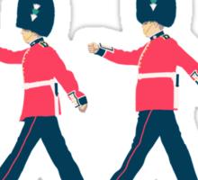 Off Guard Sticker