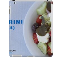 Greek Salad iPad Case/Skin