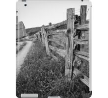 Wooden Fence iPad Case/Skin