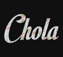 Chola Flores by ohtekno