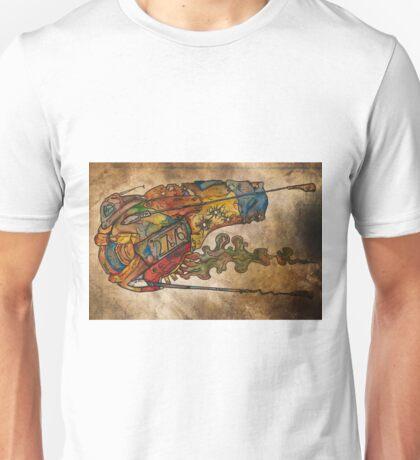 27b/6 Worn Out Unisex T-Shirt