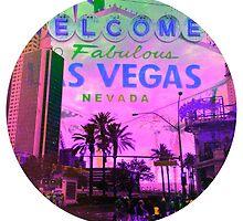 Las Vegas  by pandartabby