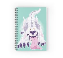 Bull Terror Spiral Notebook
