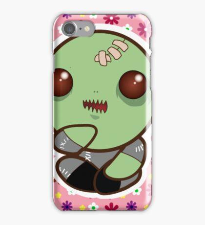 Kawaii Zombie iPhone Case/Skin