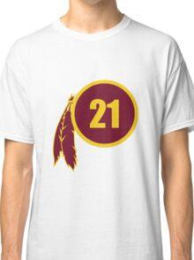 Sean Taylor Redskins Logo Classic T-Shirt