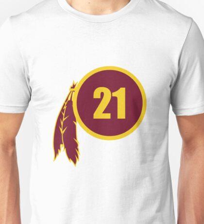 Sean Taylor Redskins Logo Unisex T-Shirt