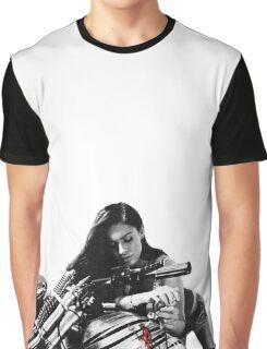 Megan_Moto_2 Graphic T-Shirt