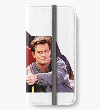 Chandler Bing Joey Tribbiani Friends iPhone Wallet/Case/Skin