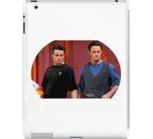 Chandler Bing Joey Tribbiani Friends TV iPad Case/Skin