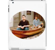 Chandler Bing Joey Tribbiani Friends iPad Case/Skin