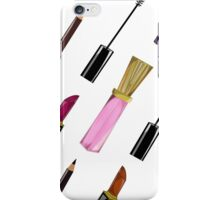 the Make Up Tote Bag iPhone Case/Skin