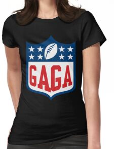 Gaga Superbowl Halftime Show Womens Fitted T-Shirt