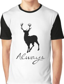 HP-Always Graphic T-Shirt