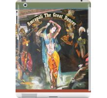 Amrapali The Great Dancer-Buddha Period in Bharat  iPad Case/Skin