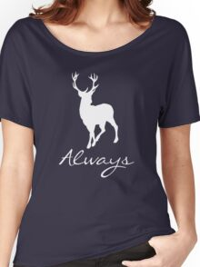 HP-always Women's Relaxed Fit T-Shirt