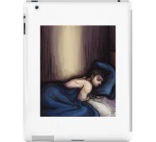 first good sleep iPad Case/Skin