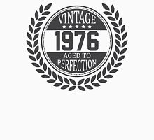 Vintage 1976 Aged To Perfection Unisex T-Shirt